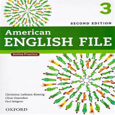 AMERICAN  ENGLISH  FILE  (3)