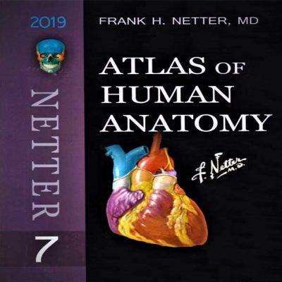کتاب اطلس آناتومی نتر